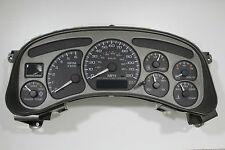 99-02 REMAN GMC YUKON DENALI INSTRUMENT GAUGE SPEEDOMETER DASH CLUSTER *EXCHANGE