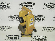 Topcon DT-104 Digital Theodolite with Brand New DB-35 Battery Pack DT-100 Series