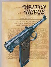 Waffen Revue Nr. 9 1973 Inhalt siehe Bild