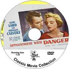 Appointment With Danger  (1951)   Al Goddard, Alan Ladd Phyllis Calvert DVD