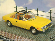 DIECAST 1/43 JAMES BOND 007 TRIUMPH STAG FROM DIAMONDS ARE FOREVER IN YELLOW