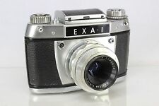 Exa 1 35mm SLR Camera with Ludwig Meritar f2.9 50mm Lens