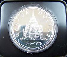 CANADA  1976  ******  SPECIMEN  SILVER DOLLAR   ******