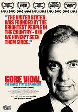 Gore Vidal: The United States of Amnesia 2015 by Passion River . EXLIBRARY