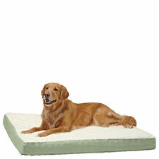 "Canine Cushions 30"" x 40"" Orthopedic Pet Bed - Sage"