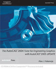 AutoCAD  2004 Tutor for Engineering Graphics with AutoCAD  2005 UPDATE-ExLibrary