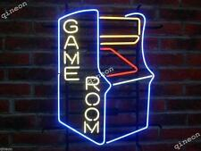 2016 New Style Video Arcade Game Room Jukeboxes Machine Beer Bar Neon Light Sign