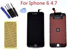 "Para 4.7 ""iPhone 6 Negro Pantalla LCD de pantalla táctil digitalizador Asamblea"