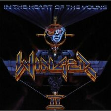 In The Heart Of The Young - Winger (1990, CD NEU)