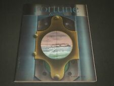 1942 MAY FORTUNE MAGAZINE - GREAT COVER & ADS - F 138