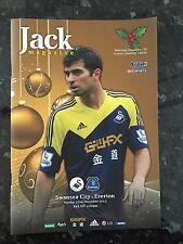 SWANSEA CITY V EVERTON 22.12.2013 ** MINT **