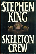 SKELETON CREW by Stephen King (1985) Putnam HC 1st edition