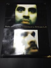 STATE OF CYKOSIS 18x24 Poster Choir of a Nutcase 97 Horrorcore Rap ICP