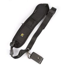 Caden W1s Quick Release Strap for cameras and lenses. Single adjustable strap