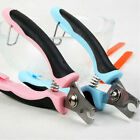 Pet Nail Clipper Cutter Grooming for Dog Cat Animal Claws Scissor Cut 2 Colors