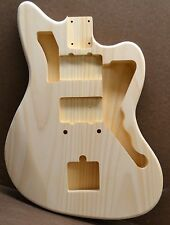 CUSTOM ORDER JM UNFINISHED WHITE PINE GUITAR BODY FITS STRATOCASTER STRAT NECK