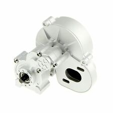 GDS Racing Alloy Gearbox w/ Gear Set Silver for Axial SCX10 Ⅱ