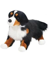 "Alps Stuffed Bernese Mountain Dog - 24"" - Douglas Toys - BRAND NEW - #1851"