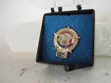 Polish Legion Amer Vets  25    yr  pin mint