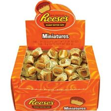 Reese's Peanut Butter Cups, Miniatures, 0.31 oz, 105 ct