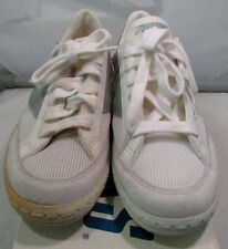Vintage 1980's Brooks Champion Mens Running Shoes, Size 6 1/2, White
