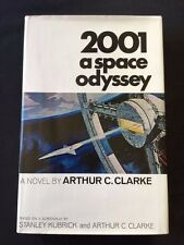 2001 A SPACE ODYSSEY *FIRST EDITION BY ARTHUR C. CLARKE*