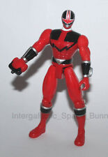Bandai Power Rangers Time Force Red Ranger Action Figure w/ Feature #2