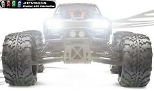 HPI SAVAGE X 4.6, 3.5,Flux. SS LED LIGHT KIT 6 LED 4 White Headlights 2 Red