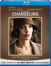 Changeling Blu-Ray (2009) * Brand New * Angelina Jolie Clint Eastwood Widescreen