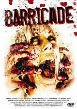 BARRICADE - DVD UNCUT MOVIES - HORREUR - GORE - TIMO ROSE