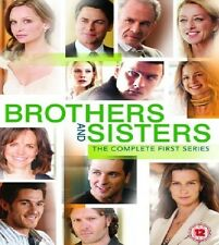 BROTHERS AND SISTERS COMPLETE SERIES 1 DVD Box Set + EXTRAS Season New First ?