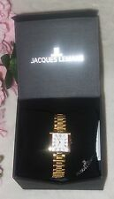 Jacques Lemans Women's 1-1071H Siena Analog Watch new