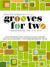 Grooves for Two: Seven Pieces for Piano Four-Hands by Oxford University Press...