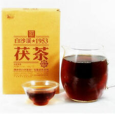 338g nature chinese black tea the antifatigue Hunan dark tea Jinhua Fu brick Tea