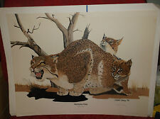 """""""KENTUCKY KATS"""" GENE GRAY SIGNED LE. ORIGINAL FOLDER AND OTHER DOCUMENTS"""