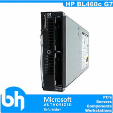 HP Proliant BL460c G7 Blade Server Dual Intel Xeon Quad Core E5506 2.13GHz 16GB