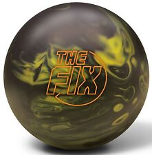 15lb Radical The Fix Solid Reactive Bowling Ball For Heavier Oil New Technology