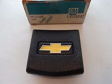 1973-1977 CHEVY TRUCK STEERING WHEEL HORN CAP NOS, IN THE OLD GM BOX DATED 1982!