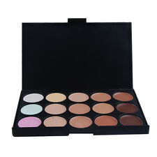 Fashion 15 Color Neutral Warm Eyeshadow Palette Eye Shadow Makeup Cosmetics  1