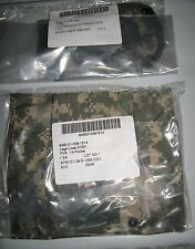 LOT OF 2 NEW STOCK US ARMY MILITARY SURPLUS ACU POUCH & INSERT POCKET