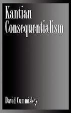 Kantian Consequentialism, Cummiskey, David, Acceptable Book