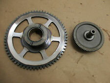 Yamaha Apex 1000 EFI Mountain 2006 starter gears by and behind flywheel
