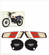 kit adesivi stickers compatibili xt 500 1976 ENDURO