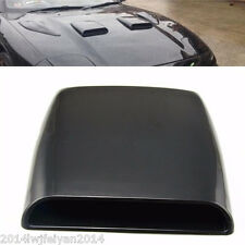 Car SUV Front Bonnet Hood Decorative Simulation Air Flow Intake Scoop Vent Cover