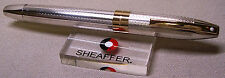 Sheaffer, Legacy Fountain Pen, SE Heritage, Sterling Silver, X-fine