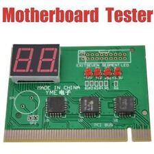MotherBoard Testing Debug /Diagnoses Card/ PCI Card Analyzer Tester