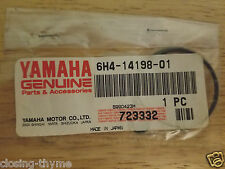 New Old Stock OEM Yamaha Outboard 6H4-14198-01-00 Gasket O Ring 40-50 HP  $
