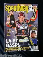 SPEEDWAY STAR - LEIGH ADAMS - JUNE 2 2007