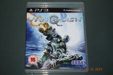 Vanquish PS3 Playstation 3 ** GRATIS UK FRANQUEO **