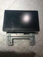 Factory OEM Nissan Infiniti Color Info Display Audio Control Screen WITH NAVI